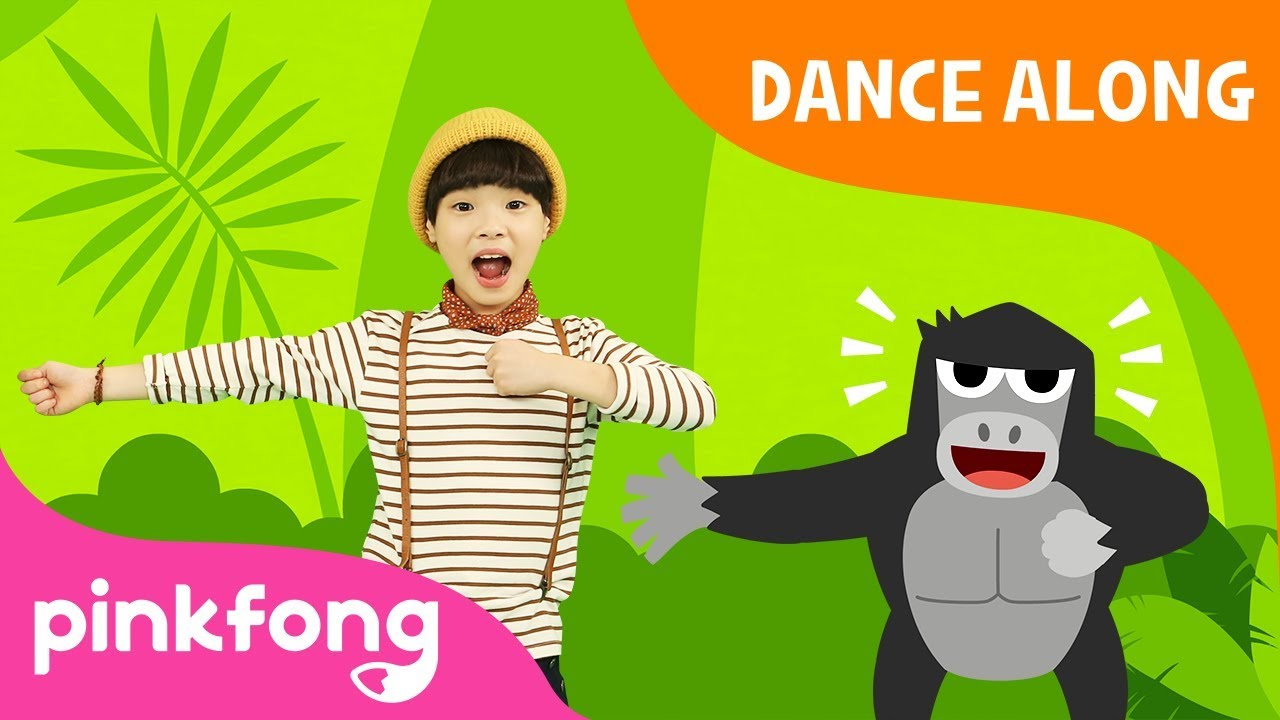 Jungle Boogie Dance | Dance Along | Pinkfong Songs for Children