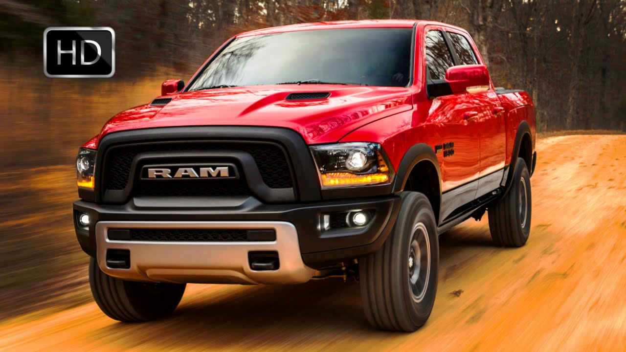 2015 ram rebel 1500 light duty diesel pickup truck 4x4 5. Black Bedroom Furniture Sets. Home Design Ideas