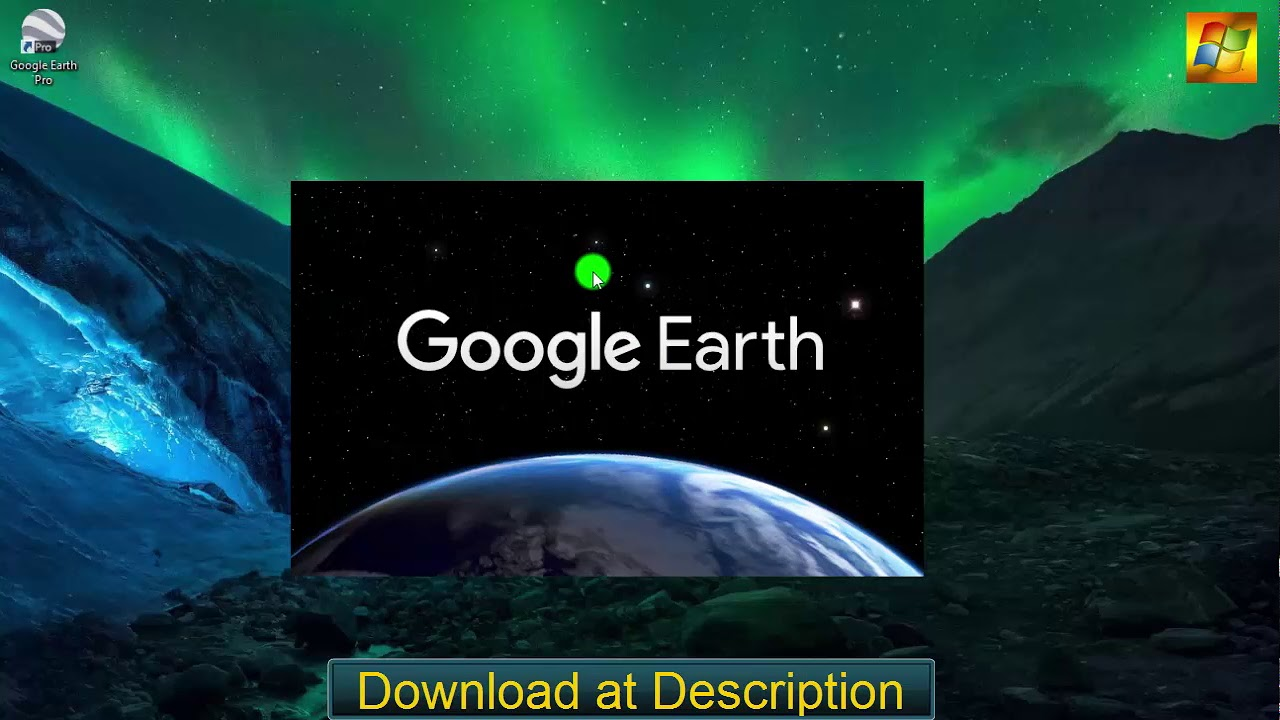 Trouble-free google earth pro update available for download.