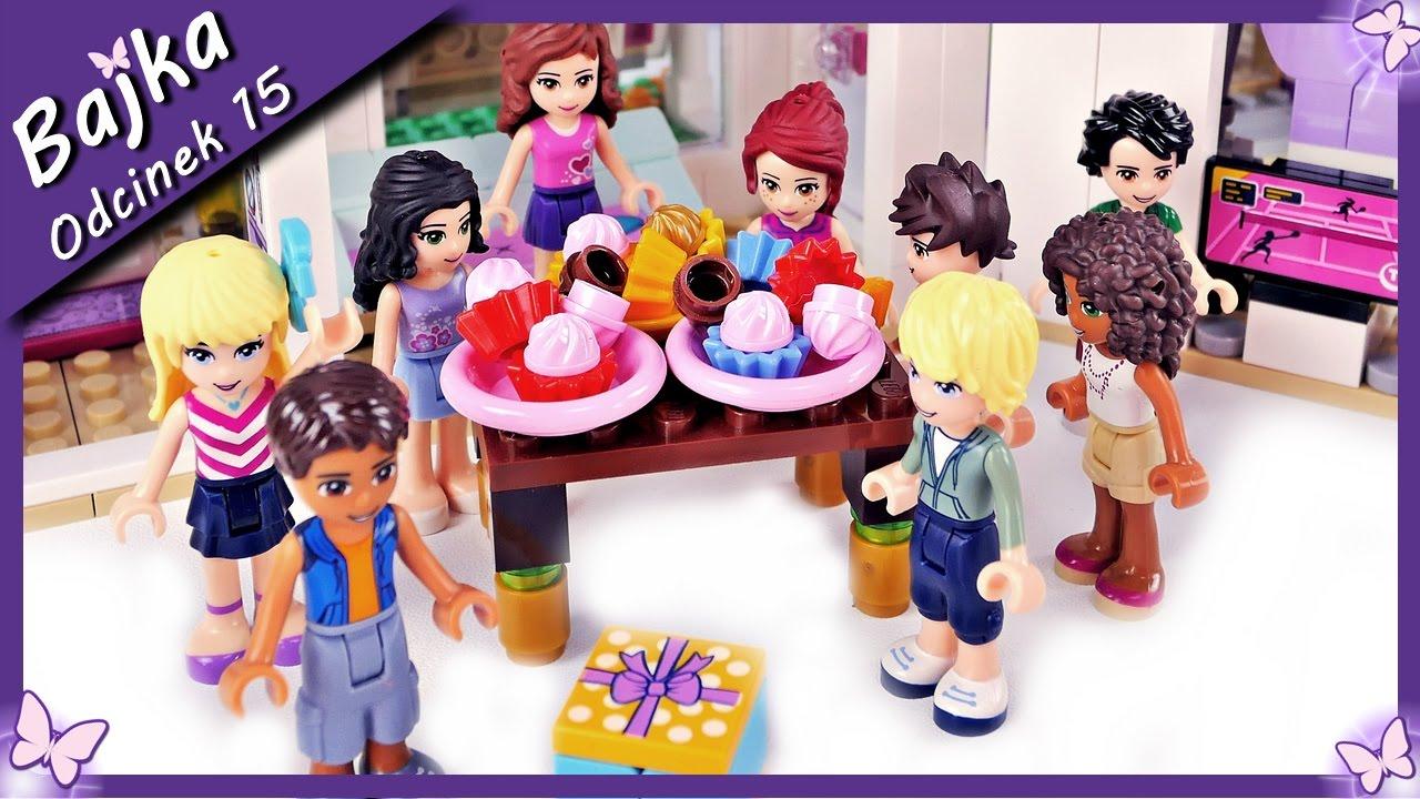 Dowcip Olivera I Juliana Bajka Z Klockami Lego Friends Konkursowa