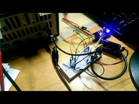 Fully isolated prototype Icom CI-V Interface