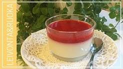 Helppo jälkiruoka | Valkosuklaa-mansikka herkku