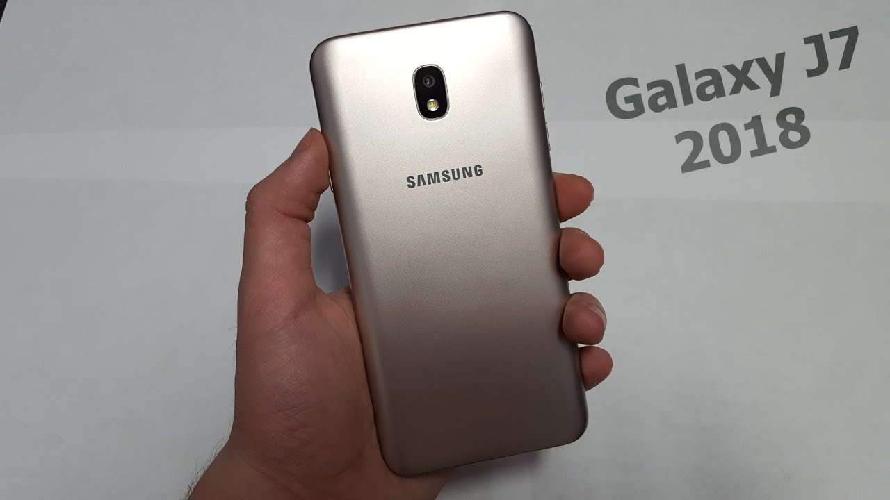 Samsung Galaxy J7 2018 Review!!