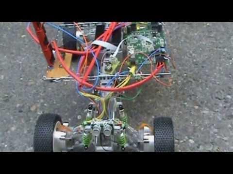 Autonomous Solar Vehicle