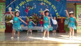 Lalala - các bé lớp 5 tuổi trường mầm non Đông Ngàn 1 Từ Sơn - Bắc Ninh