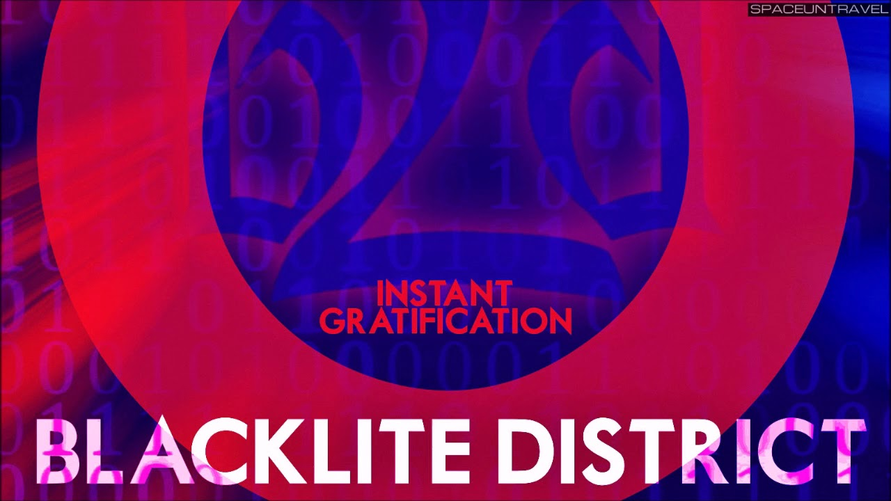 Blacklite District - Goodbye
