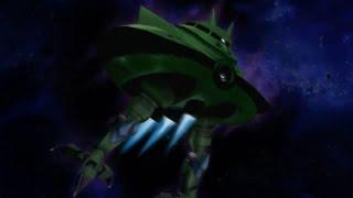 Super Robot Taisen OE - Vs Big Zam (60 FPS)