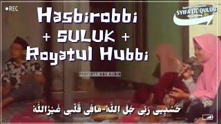 HASBIROBBI..SYIFA'UL QULUB VERSI LATIAN..VOC-ZAHRO'...