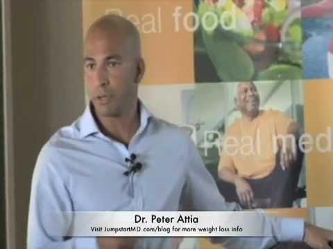 JumpstartMD presents Dr. Peter Attia on the Role of Fat in Weight Loss Part 1