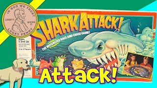 Shark Attack Race And Chase Game Review