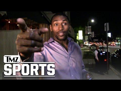 Metta World Peace: Kobe Won