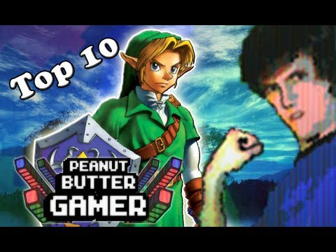 Top 10 Legend of Zelda Games!