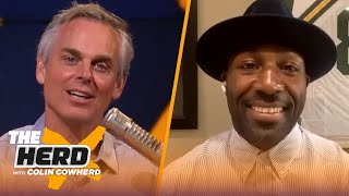 Greg Jennings is shocked Dak hasn't signed long-term, talks Mahomes, Cam & Patriots   NFL   THE HERD