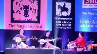 Video Aman and Ayaan Ali Khan's performance at Asiatic Steps, Kala Ghoda 2014 - I download MP3, 3GP, MP4, WEBM, AVI, FLV Juli 2018