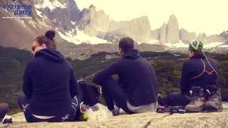 Треккинг в Торрес-дель-Пайне. Патагония, Чили, Torres del Paine W Trek - Chilean Patagonia