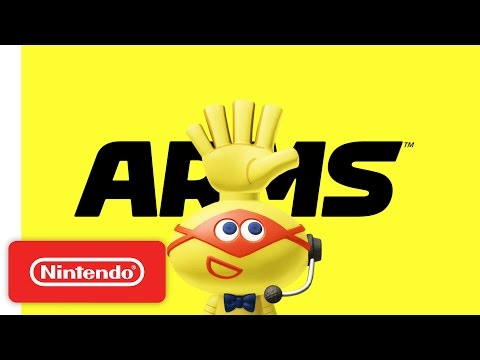 ARMS – Nintendo Direct 4.12.2017