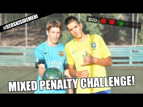 MIXED PENALTY CHALLENGE! w/Vajo