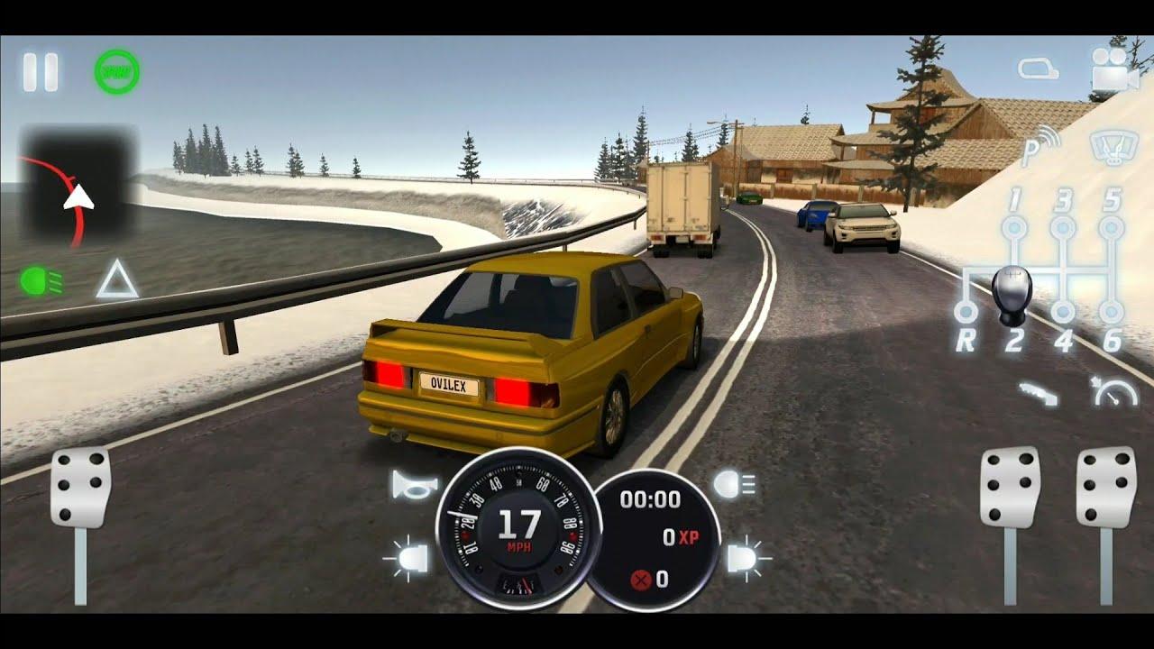 Driving School Classics Manual Transmission Clutch Gameplay Bmw M3