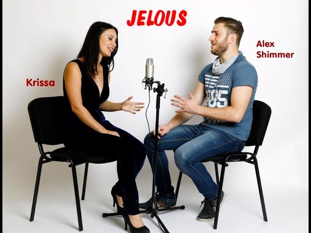 Jealous - Labrinth | Krissa & Alex Shimmer (TBoys Cover)