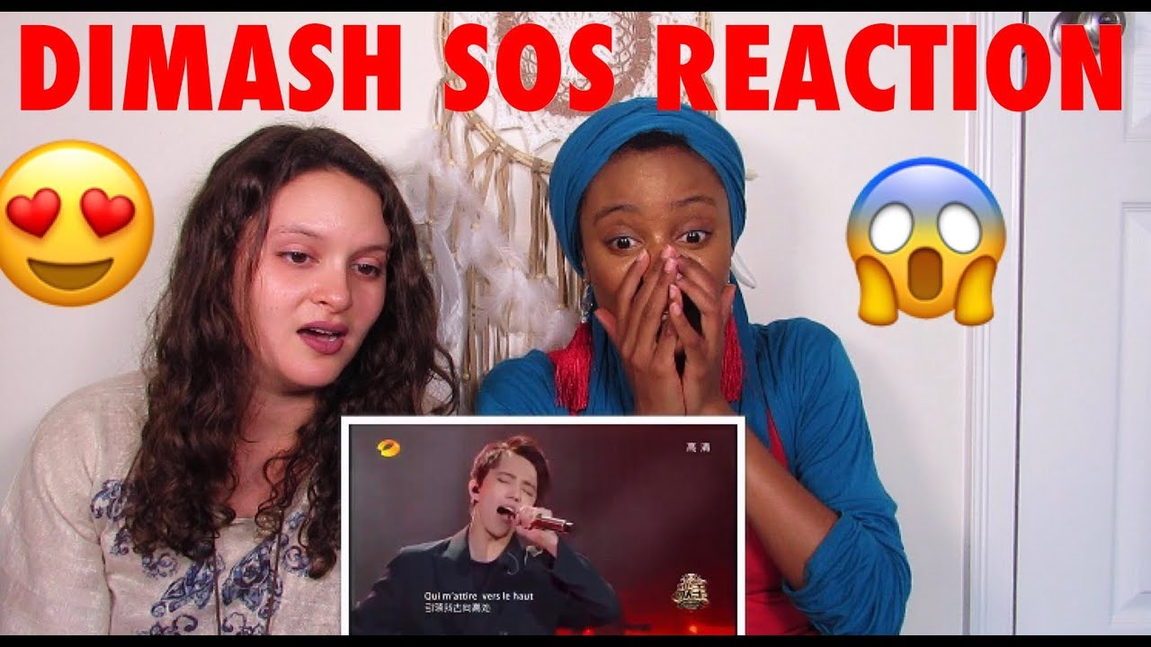 REACTION to Dimash Kudaibergen - S.o.s d'un Terrien en Détresse