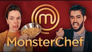 MONSTER CHEF (Parodia MasterChef) | Hecatombe!