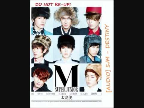 [AUDIO] SJM - DESTINY (fan record)+MP3 DL LINK