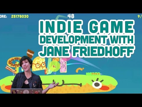 Indie Game Development with Jane Friedhoff