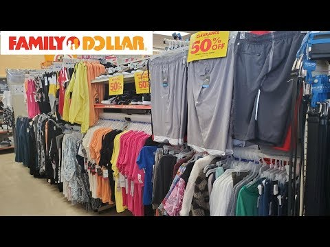 Family Dollar * Shop With Me Store Walkthrough 2020