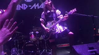 BAND-MAID México 2018 Foro IndieRocks - Onset