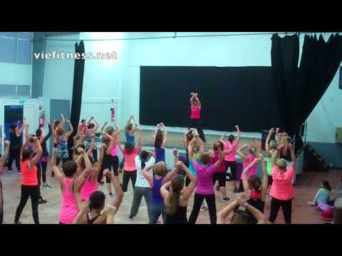 Higher Ground  – Zumba warm up