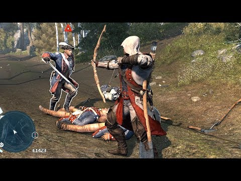 Assassin's Creed 3  Frontier Exploration & Free Roam