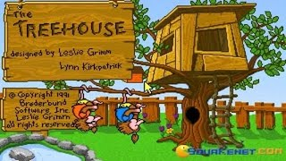 Treehouse, The gameplay (PC Game, 1991)