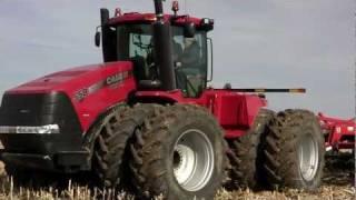 Case IH Steiger 550 HD Tractor