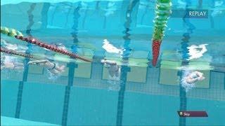 Men's 100m Breaststroke | London 2012:The Olympic Games | XBOX 360 | Hard