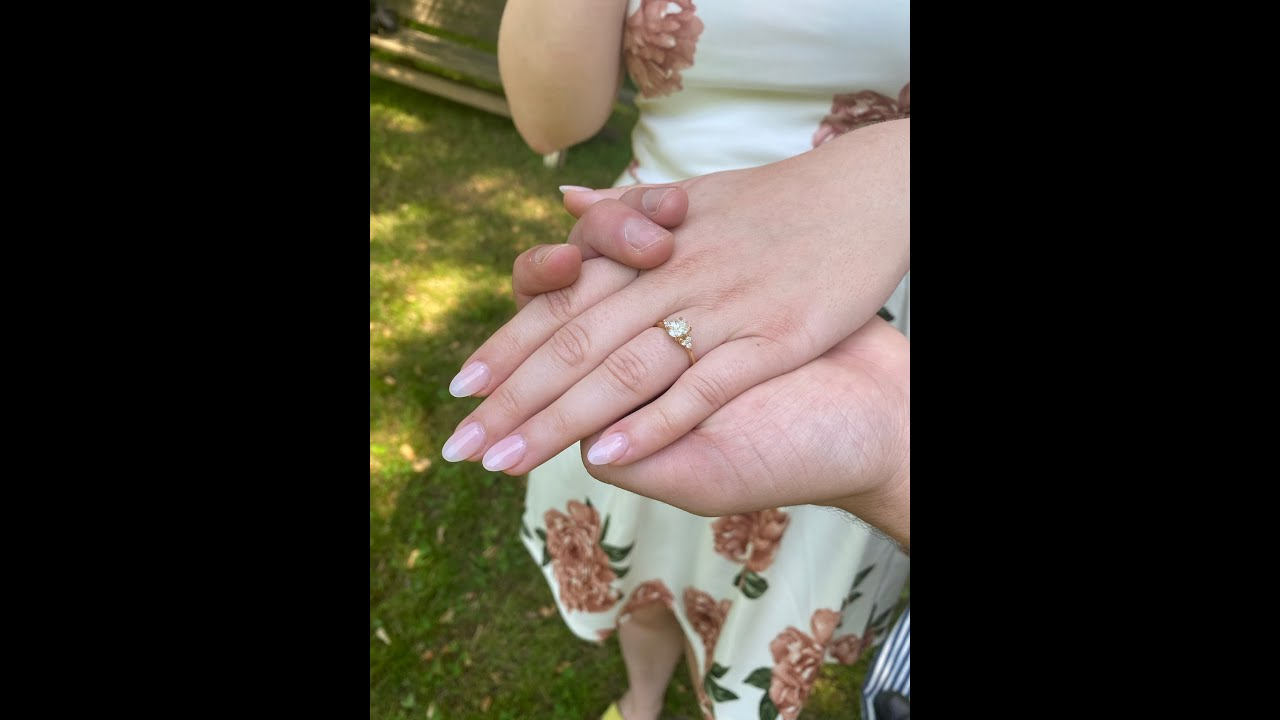 Our Julia is Engaged!