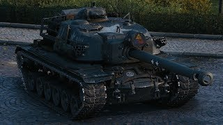 World of Tanks T110E4 - 8 Kills 9,8K Damage