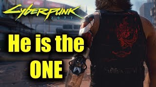 Cyberpunk 2077 Childhood Heroes Scrapped! Johnny Silverhand is the One!