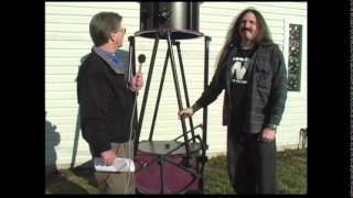 Astronomy For Everyone - Episode 50 - Webster Telescopes July 2013