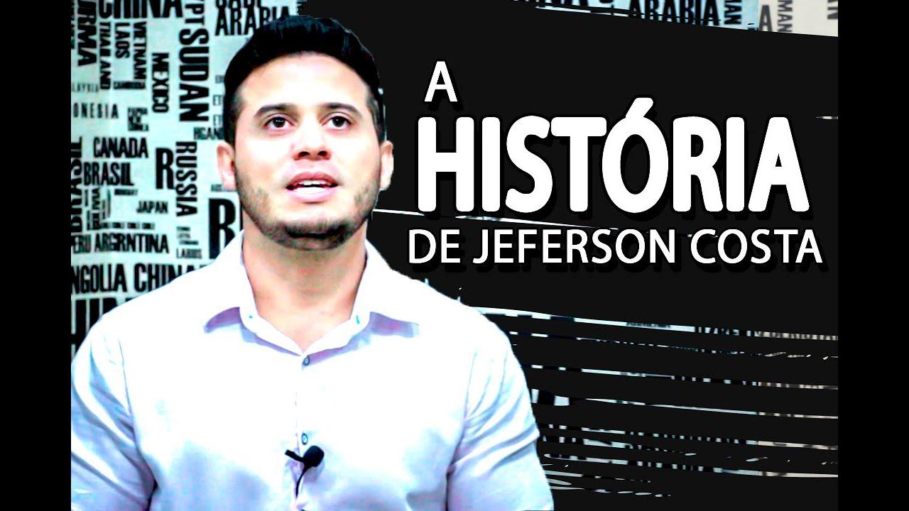 Historia Jeferson Costa - Diretor JCC Ar Condicionado