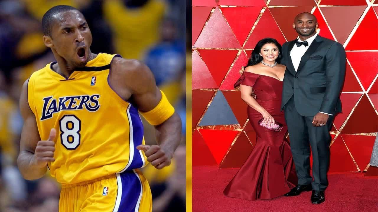 Vanessa Bryant Calls Late Husband Kobe Her 'Eternal Love' on His ...