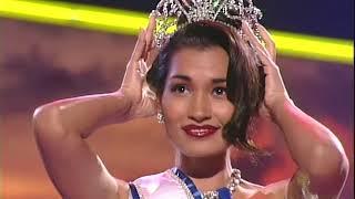 Miss Universe 1997: Crowning Moment