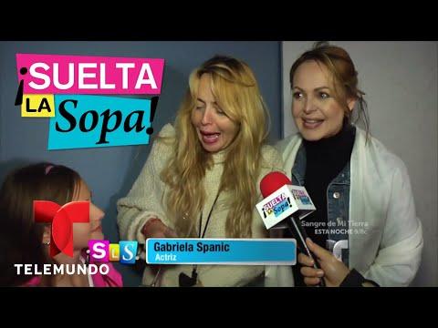 Las gemelas Spanic celebraron su cumpleaños juntas  Suelta La Sopa  Entretenimiento