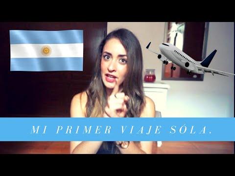 Story Time: Mi Primer Viaje Sola // Buenos Aires, Arg.