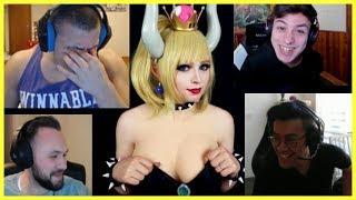Streamers React to C9 Sneaky Cosplay - Best of LoL Streams #465