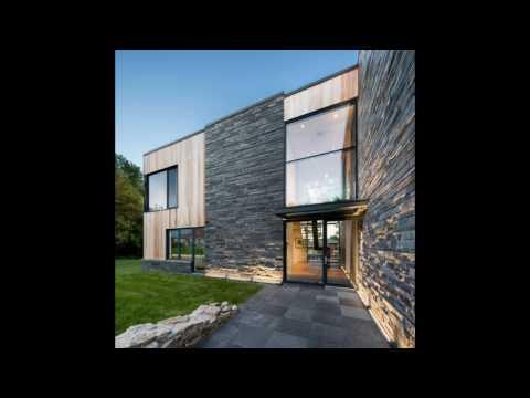 Minimalistische Architektur zu Haus fühlen sich leichter - Architektur