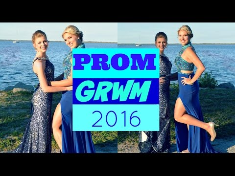 get-ready-with-me:-prom-2016
