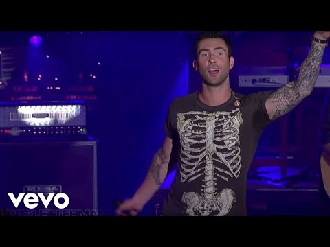 Maroon 5 - Misery (Live on Letterman)