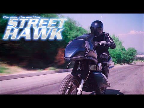 Street Hawk - Le Parc (Electro Cover) HD - Massimo Scalieri