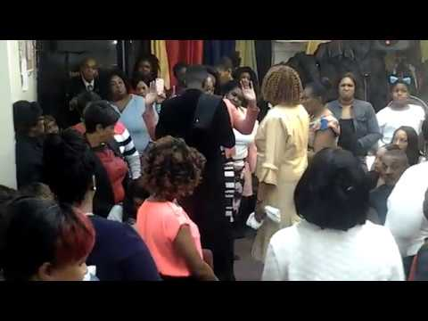 El Shaddai Healing and Deliverance Prophetic Night Service Pt 4
