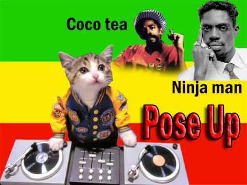 Ninja man ft. Coco Tea - pose up